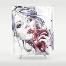 Your Heart Shower Curtain