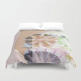 Controlling Hallucination Flower  ID:16165-151730-87231 Duvet Cover