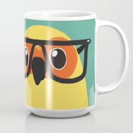 Nerd Bird Coffee Mug