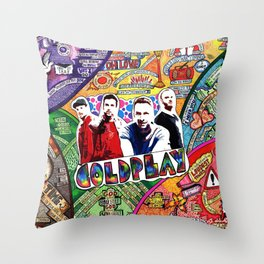 Art  Tribute Throw Pillow