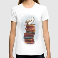 hedwig T-shirts featuring Hedwig by Sam Skyler