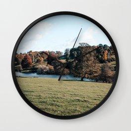 Osmaston park Wall Clock