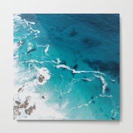 Sea 4 Metal Print