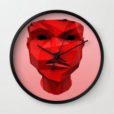 Expression D Wall Clock