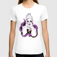 ursula T-shirts featuring Borderline Ursula  by dannydax