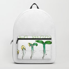 It's Time to Bloom! Backpack