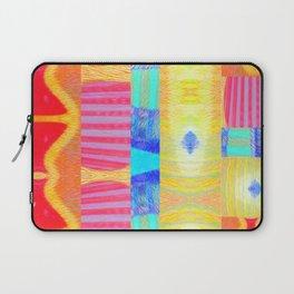 Modern African Textile Mud Cloth Modern Laptop Sleeve