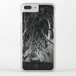 The Kingsroad Clear iPhone Case