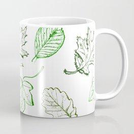 Leaves (greens) Coffee Mug