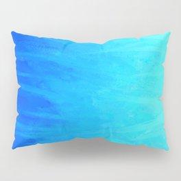 Icy Blue Blast Pillow Sham
