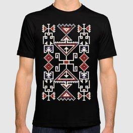 Native American Navajo pattern T-shirt