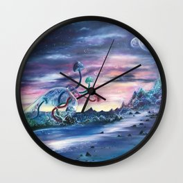 Commencement Wall Clock