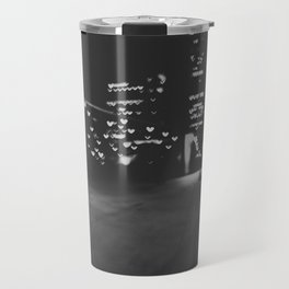 Love in Chicago Travel Mug