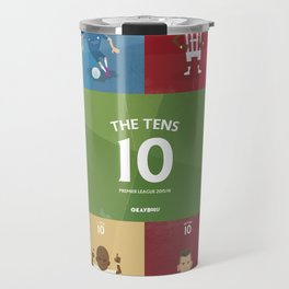 The Tens  Travel Mug
