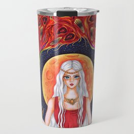 Moon Goddess Travel Mug