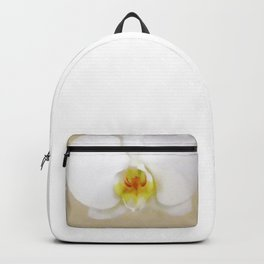 White Orchid Backpack