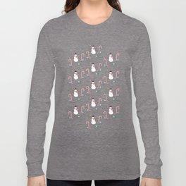 Frosty The Snowman Long Sleeve T-shirt