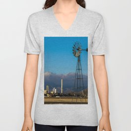 Colorado Windmill Unisex V-Neck