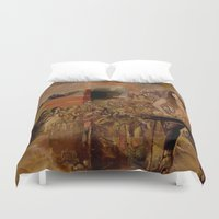 jazz Duvet Covers featuring jazz by angelprint