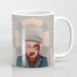 Crab Beard Coffee Mug