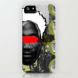 exile of conundrum, the lobo war V  iPhone Case