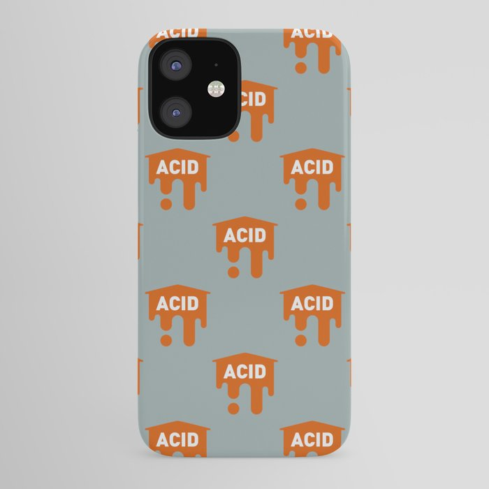 Acid House iPhone Case