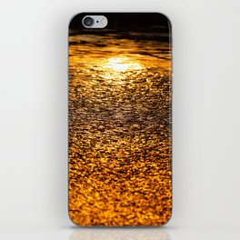 Playa at Dusk iPhone Skin