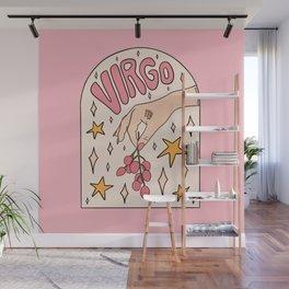Virgo Lychee Wall Mural