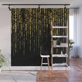 Rain Story Wall Mural