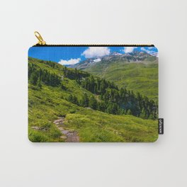 Summer in Tyrol Carry-All Pouch