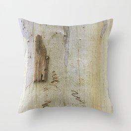 bushART 1 Throw Pillow