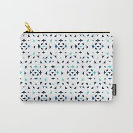 Mobula Rays Pattern Carry-All Pouch
