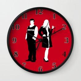 Castle & Beckett Wall Clock