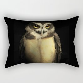 Owl Rectangular Pillow