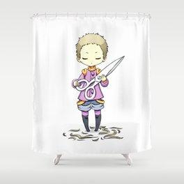 Hairdresser Shower Curtain