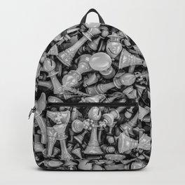 Chess B&W Backpack