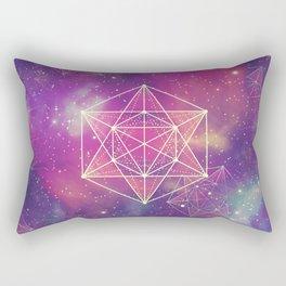 Merkaba Rectangular Pillow