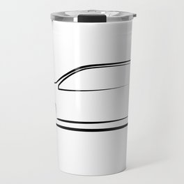 Clio silhouette Travel Mug