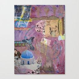 Taking Flight Canvas Print