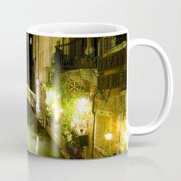 Tiny Bridge Over the Canal - Venice Italy Coffee Mug