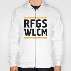RFGS WLCM - Refugees Welcome Hoody
