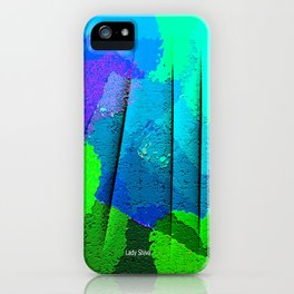 """ Any theory is grey, but prosperous green is the tree of life. "" iPhone Case"