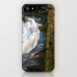 In the Valley. iPhone Case