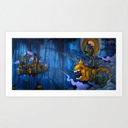 Reignmaker Art Print