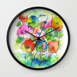 Inspired by nature Wall Clock