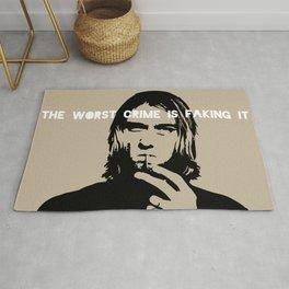 Badass Cobain Rug