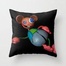 Ivan Favolas Throw Pillow