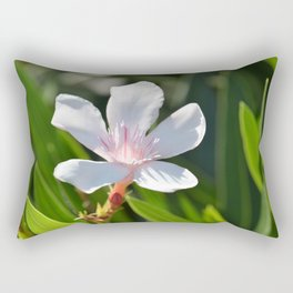 Oleander 134 Rectangular Pillow