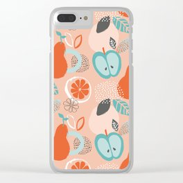 Fruit Unlimited Clear iPhone Case