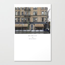 Drinking Sangria in Greenwich Village, NYC Canvas Print